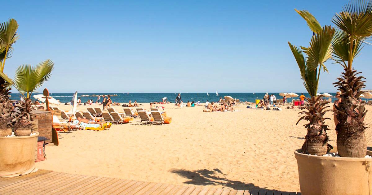 Kennst Du Den Nova Icaria Strand In Barcelona