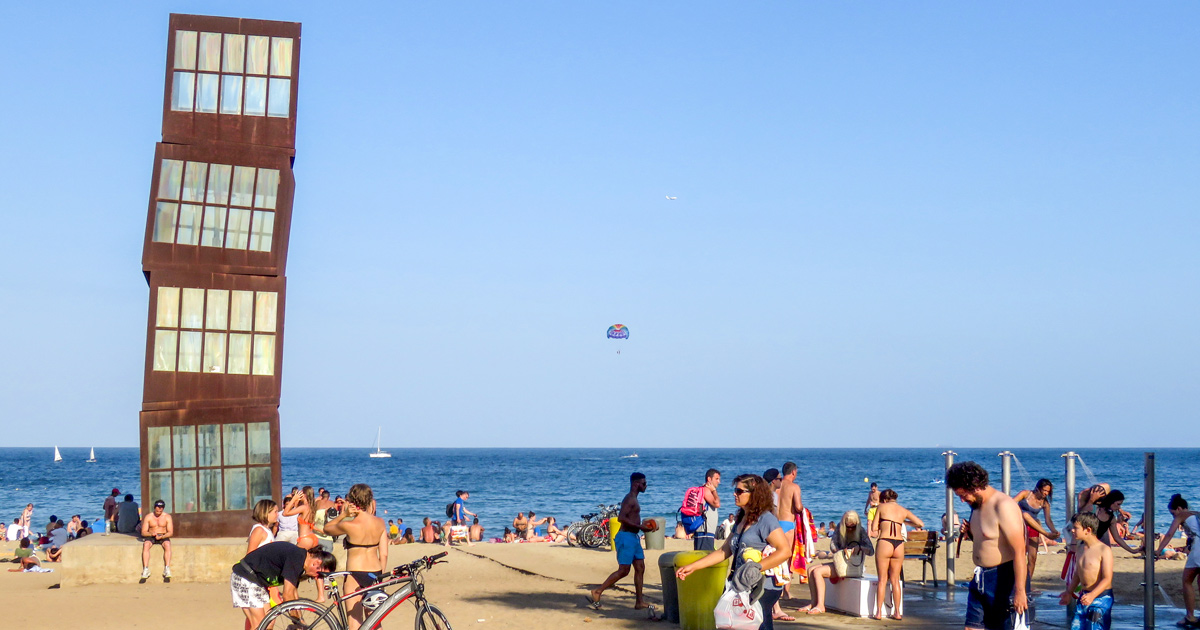 Strand Sant Miquel