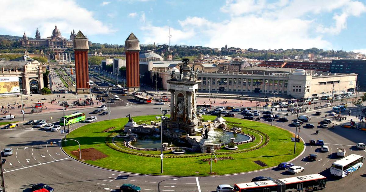 Piazza di spagna for Spagna barcellona