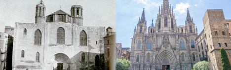 The Legendary History of Barcelona Cathedral