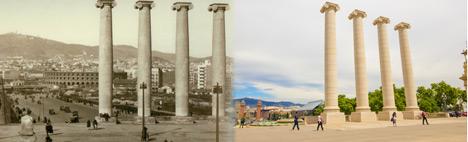 Kolumny na Montjuic