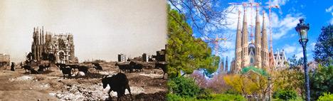 Historia y futuro de la Sagrada Familia de Barcelona