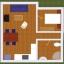 Plan d'étage appartement