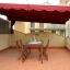 Mesa de la terraza