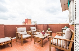 Bruniquer Terrace IV