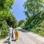 Плавно похилій доріжки до гори Монжуїк