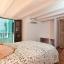 Airconditioning voorziene kamer met tweepersoonsbed