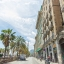 Krásna oblasť v Barcelone
