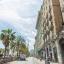 Όμορφο τμήμα της Βαρκελώνης, κοντά στο λιμάνι veell