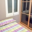 Podwójna sypialnia z garderobą
