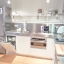 Bucătărie cu maşină de spălat vase