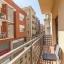 Lange balkon
