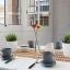 Galerie avec table à manger