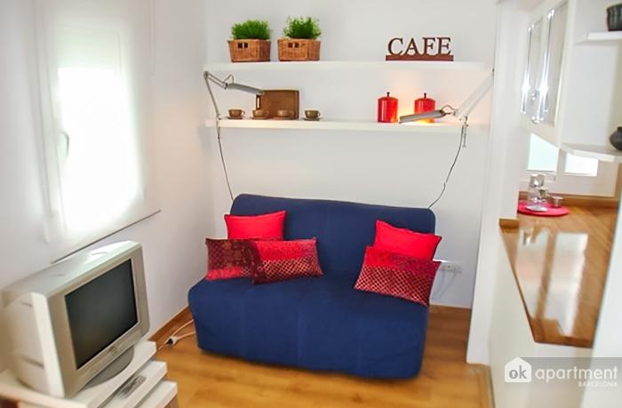 Area del soggiorno