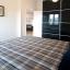 Drittes Schlafzimmer mit Doppelbett
