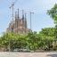 Kort gåtur fra Sagrada Familia