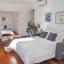 Καθιστικό και υπνοδωμάτιο