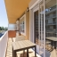 Balcone soleggiato