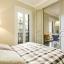 Moderne og komfortable soverommet