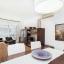 Obývaciu izbu s jedálňou