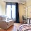 Двомісні спальні з кондиціювання та робочий стіл