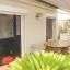 Terrasse og stue