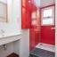 Fürdőszoba zuhanyzóval