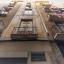 Bygningens facade