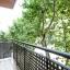 Täckt balkong