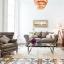 Modernist living room