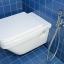 Salle de bain avec bidet