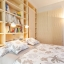现代的主卧室