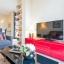 Obývací pokoj TV
