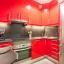 Bucătărie complet echipată.