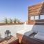 Terrasse confortable