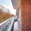 Lång balkong