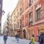 Immeuble et rue