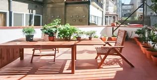 Gaudi Luxe Terrace II