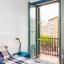Спальня з балконом доступу