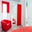 Двомісні спальні з гардероб