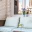Canapé de la terrasse