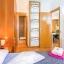 Camera da letto con accesso al bagno