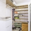Pantry with plenty of shelf space