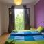 Soveværelse med balkon adgang