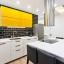 Jesť v kuchyni priestor