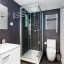 En-suite bathroom in master bedroom