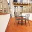 Lenge møblert terrasse