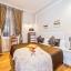 Vierde slaapkamer met tweepersoonsbed