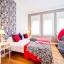 Derde slaapkamer met tweepersoonsbed
