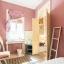 Dormitorio de estilo bohemio